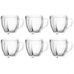 فنجان چایی خوری سلتیک ست 6 عددی