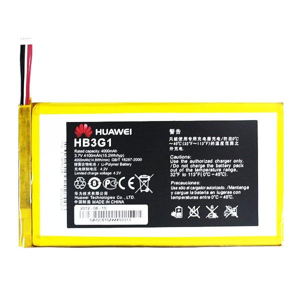 باتری اصلی تبلت هواوی مدل HB3G1