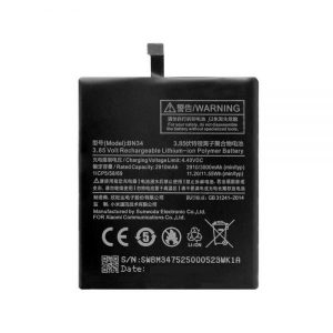 باتری اصلی گوشی شیائومی Redmi 5A - BN34